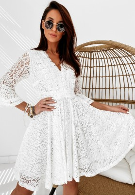 Sukienka Boho Dayana White