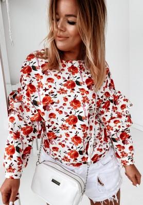 Bluza Marietta Red Roses