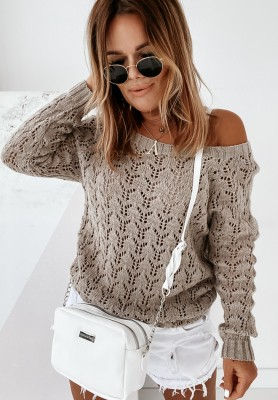 Sweter Ravinia Mokka