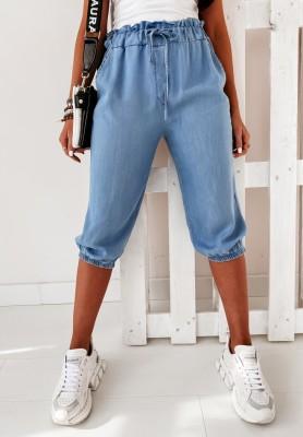 Spodnie 3/4 Jeans Fuzzy