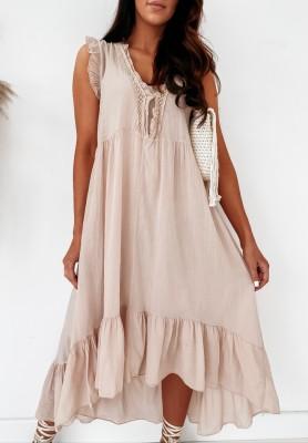 Sukienka Nicotiana Powder