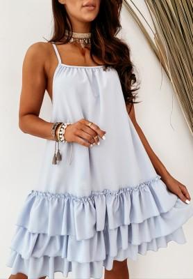 Sukienka Ardila Baby Blue