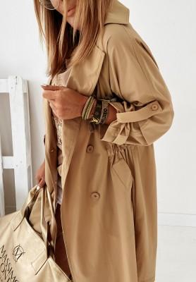 Płaszcz Mallow Camel