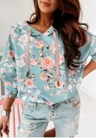 Bluza Cocomore Mint Roses