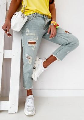 Spodnie Jeans Camea