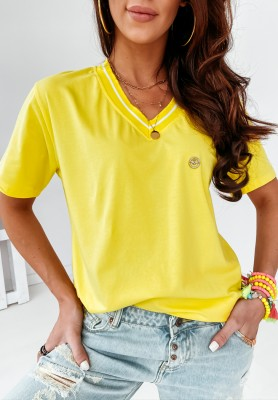 Bluzka Faura Yellow