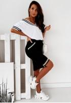Spódnica Slim Lexa Black