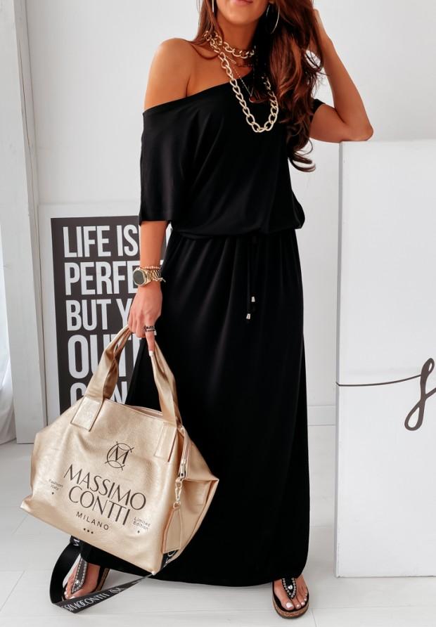 Sukienka Maxi Marigold Black