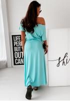 Sukienka Maxi Marigold Mint