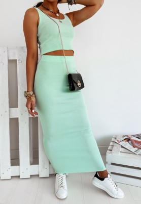 Spódnica Sukienka Cindy Mint