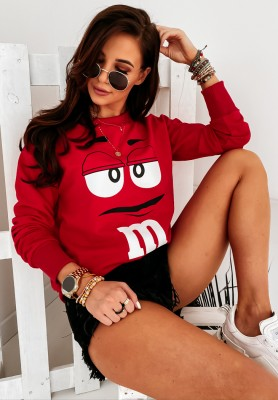Bluza M&M Red