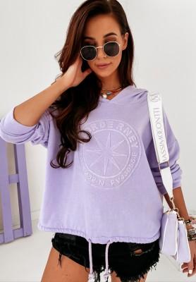 Bluza Nord Lilac