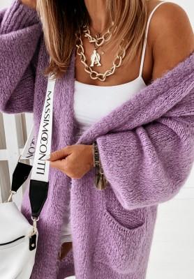 Sweter Kardigan Pretty Violet