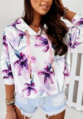 Bluza Cocomore Violet Aster