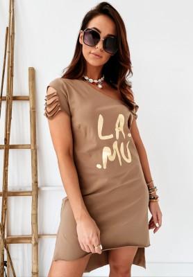 Sukienka Lamu Pobla Camel