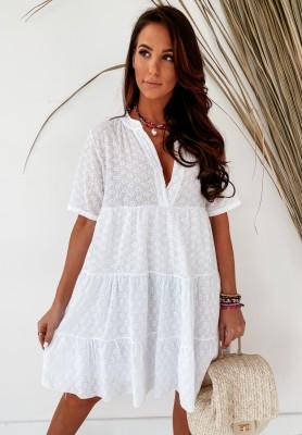 Sukienka Boho Jennete White