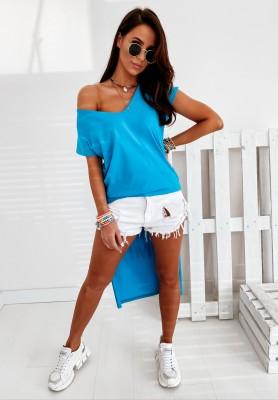 Bluza Tunika Answear Turquoise