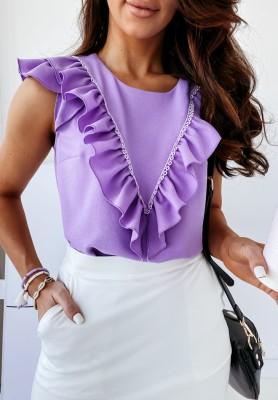 Bluzka Edelweis Lilac