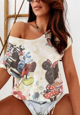 Sweterek Mouse Love