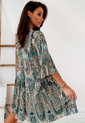 Sukienka Larami Green