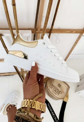Adidasy Shine Gold