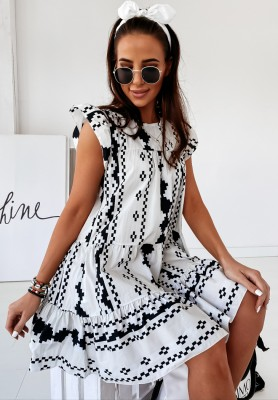 Sukienka Nessa White