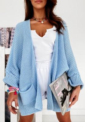Sweter Kardigan Sarrance Blue