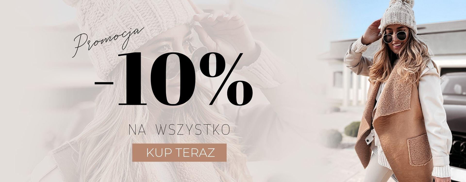 -10% na wszystko