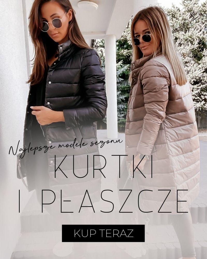 Najmodniejsze kurtki i płaszcze